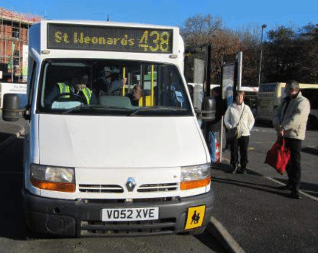 I&S Launch New Market Day Bus