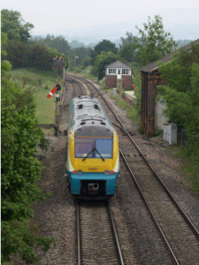 Meeting the Train Operating Companies Bidding for the Wales & Borders Franchise