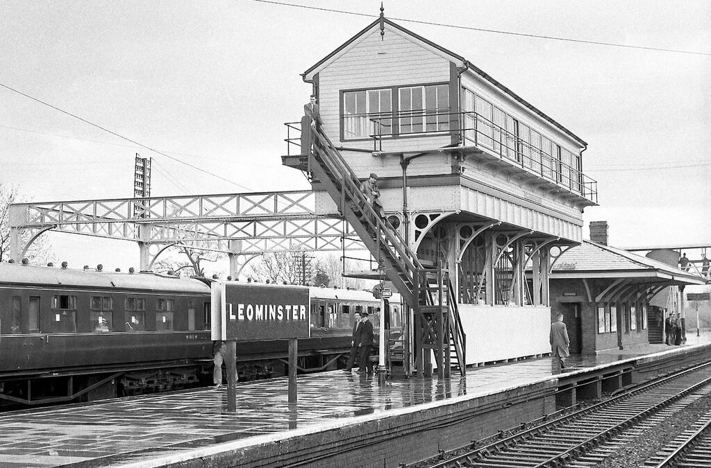 From the Archives: Leominster Station