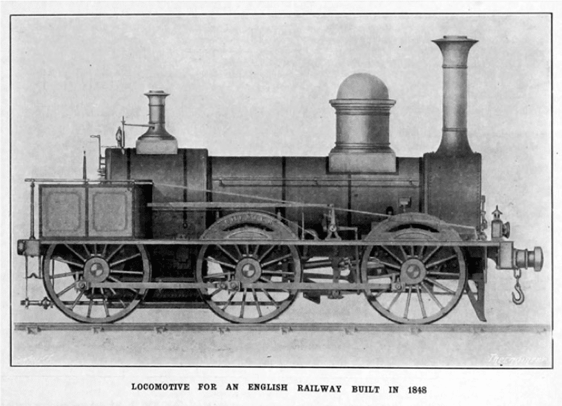 Bolton Locomotive
